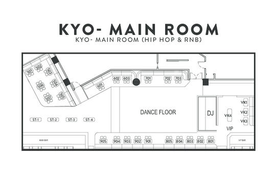 Kyo Floor Plan