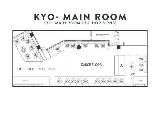 Kyo Floor Plan