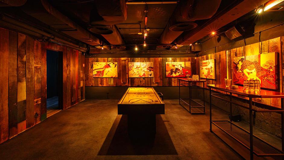 Photo of Ren lounge room